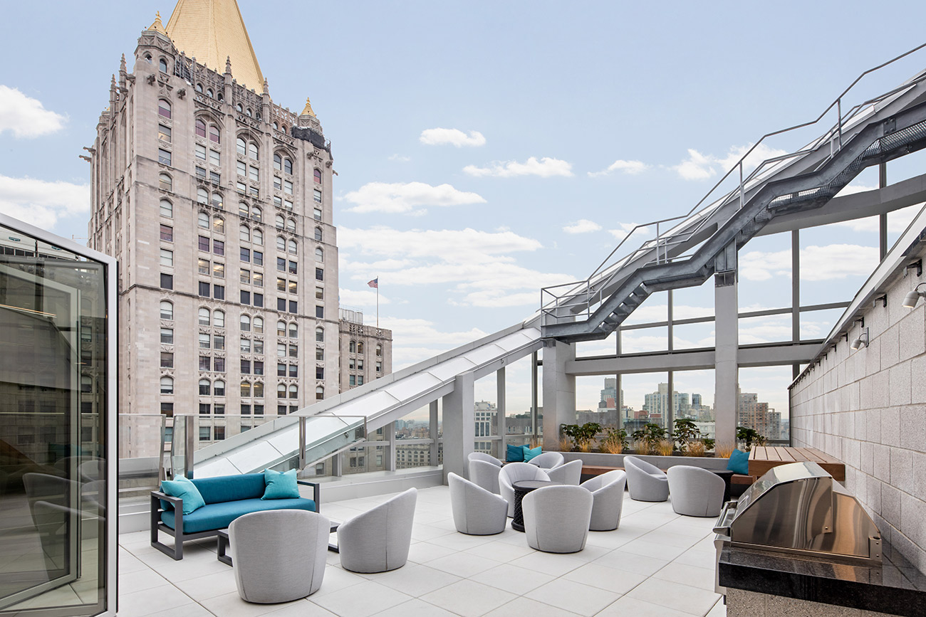 400 Park Avenue South on Skyline Nomad Floor Plans