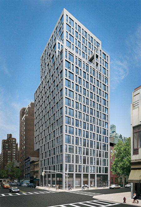 160 East 22nd Street by Toll Brothers City Living