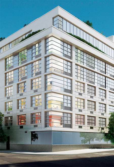 5th Street Lofts by Toll Brothers City Living