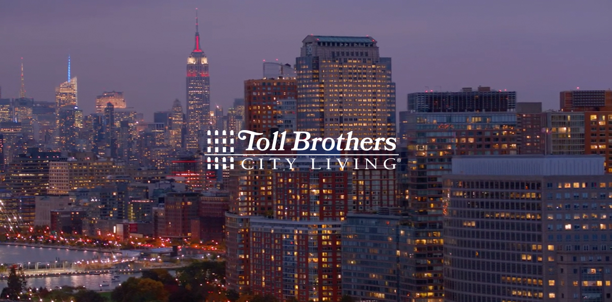 Toll Brothers City Living Home
